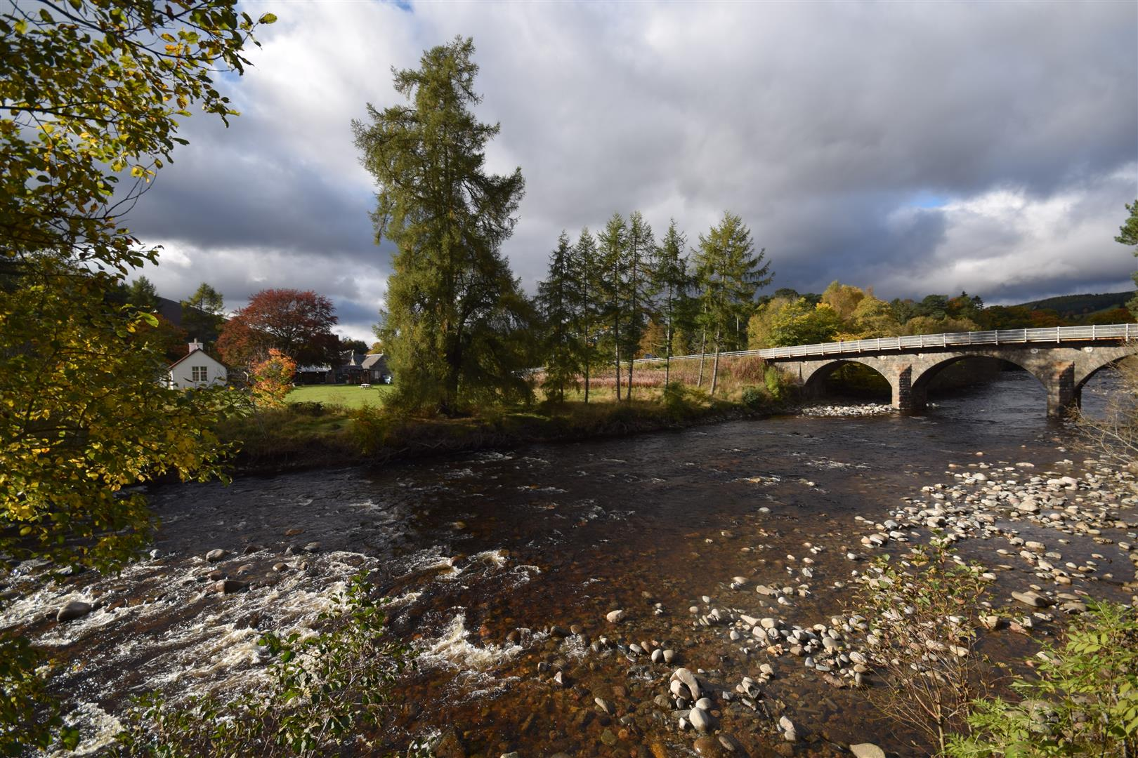 Pine Lodge, Rivertilt Caravan Park, Invertilt Road, Bridge Of Tilt, Blair Atholl, Perthshire, PH18 5TE, UK